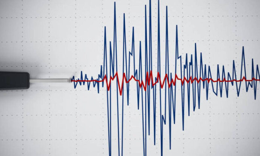 Κάρπαθος: Σεισμός 4,4 ρίχτερ