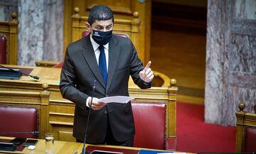 Αυγενάκης: «Πράξη οι εξαγγελίες μας για ντόπινγκ»