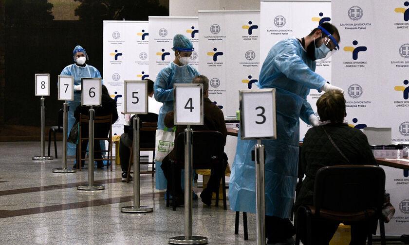 Κορονοϊός (1/4): Στα 3.491 τα νέα κρούσματα - 755 διασωληνωμένοι, 67 νεκροί