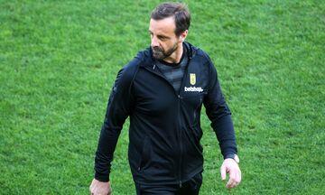 Μάντζιος: «Δύσκολο το ματς με τον Αστέρα, κέρδισαν χρόνο οι τραυματίες» (vid)