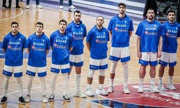 EuroBasket 2022: Στο πρώτο γκρουπ δυναμικότητας η Ελλάδα - Στις 29 Απριλίου η κλήρωση