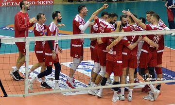 Φοίνικας Σύρου-Ολυμπιακός 0-3: Τρεις βαθμοί για το 30ο΄ πρωτάθλημα (highlights)