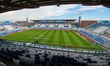Coppa Italia: Στο γήπεδο της Σασουόλο ο τελικός Αταλάντα - Γιουβέντους