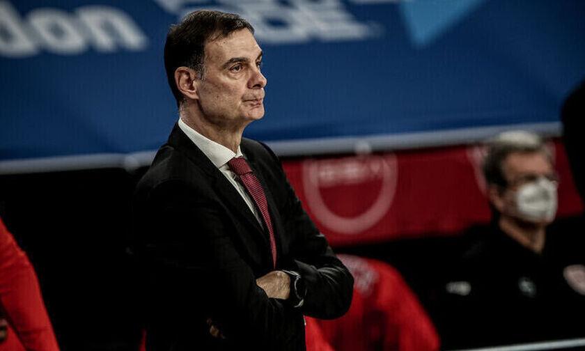 Ρεάλ Μαδρίτης - Ολυμπιακός 72-63: Μπαρτζώκας: «Φοβηθήκαμε τον Ταβάρες»!