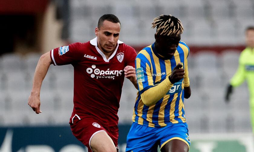Super League: «Φουντώνει» η μάχη της παραμονής με «τελικό» στη Λάρισα