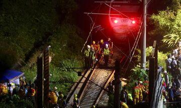 Ταϊβάν: Αίτημα της εισαγγελίας να εκδοθεί ένταλμα σύλληψης για το πολύνεκρο σιδηροδρομικό δυστύχημα