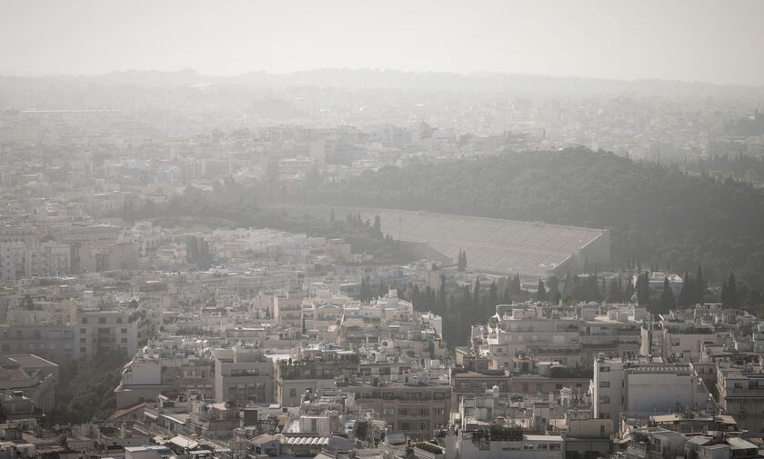 Aφρικανική σκόνη: Αυξημένες οι συγκεντρώσεις μέχρι και τη Δευτέρα 5 Απριλίου