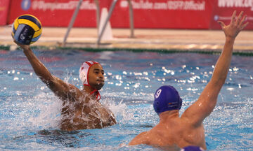 Ολυμπιακός - ΑΝΟ Γλυφάδας 15-3: Νίκη δια περιπάτου