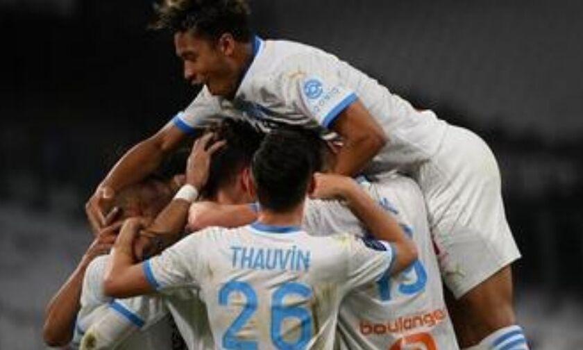 Ligue 1: Επιστροφή στις νίκες (2-0) και στο ευρωπαϊκό ...κόλπο για Μαρσέιγ με Ντιζόν (vid)!