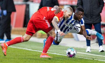Bundesliga: Iσόπαλο (1-1, ως και στα ...δοκάρια) το ντέρμπι του Βερολίνιου (highlights)!
