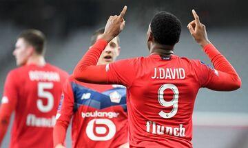 Παρί Σεν Ζερμέν - Λιλ: Ο Τζόναθαν Ντέιβιντ το 0-1! (vid)