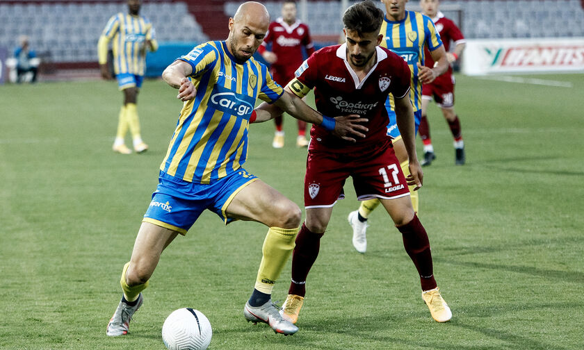 ΑΕΛ - Παναιτωλικός 1-1: «Όρθιος» με Βέργο στο Αλκαζάρ (highlights)