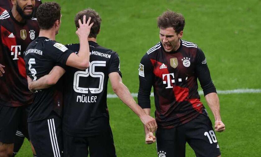 Bundesliga: «Διπλό» (0-1) στη Λειψία και +7 «σαλατιέρας» δίχως Λεβαντόφσκι η Μπάγερν (highlights)!