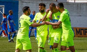 Super League 2: Ξέφυγε ο Ιωνικός – Γκέλα Λεβαδειακού στην Ιεράπετρα (βαθμολογία-highlights)