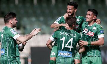 Παναθηναϊκός- ΠΑΟΚ 3-0: «Πράσινος» εκτελεστής με 3/3 ! (highlights)