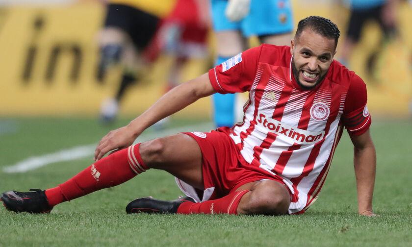 ΑΕΚ - Ολυμπιακός: Η ευκαιρία του Ελ Αραμπί για το 0-5 (vid)