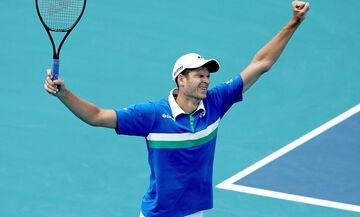 Miami Open: Ο Χουρκάζ νίκησε στον τελικό τον Σίνερ