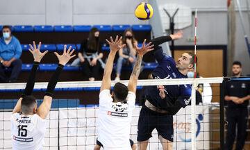 Volley League Ανδρών: Ο ΟΦΗ νίκησε τα «δεύτερα» της Κηφισιάς