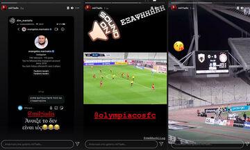 ΑΕΚ - Ολυμπιακός 1-5: Το κάζο του Μιλτιάδη Μαρινάκη στο instagram (pics)