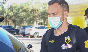 Μπακάκης σε οπαδό της AEK: «Αν εγώ είμαι το πρόβλημα, φεύγω το καλοκαίρι»