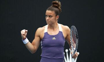 WTA Rankings: Ρεκόρ καριέρας για Σάκκαρη