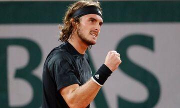 ATP: Παρέμεινε στο Νο 5 ο Τσιτσιπάς, «πέταξε» στο Νο 16 ο Χούρκατς!