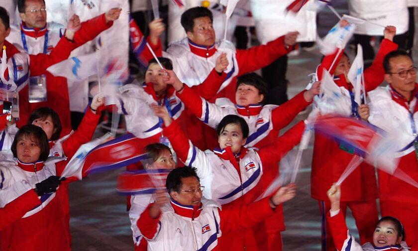 Ολυμπιακοί Αγώνες 2021: Η Βόρεια Κορέα θα απέχει από τη διοργάνωση λόγω κορονοϊού