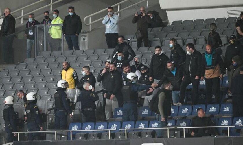 Super League: Η ΠΑΕ ΑΕΚ κλήθηκε σε απολογία για τον αγώνα με τον Ολυμπιακό
