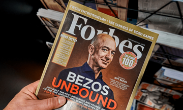 Forbes: Οι 10 πλουσιότεροι παγκοσμίως - Πρωτιά του Τζεφ Μπέζος για 4η σερί χρονιά!