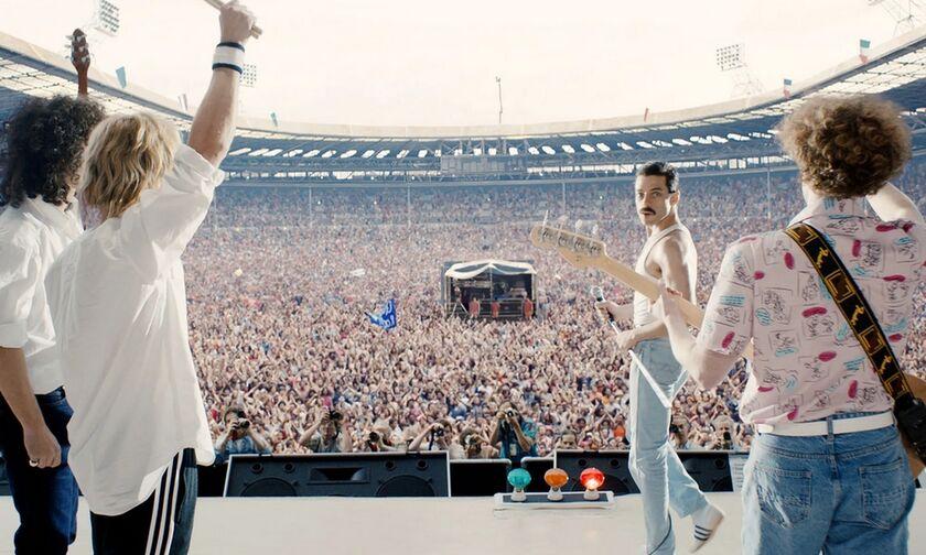 Ταινίες στην τηλεόραση (7/4): Έρχεται το βραβευμένο Bohemian Rhapsody