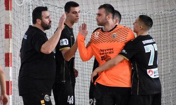 Διομήδης Άργους – ΑΕΚ 27-27: Ισοφάρισε στο τέλος η ΑΕΚ που έχασε και πέναλτι