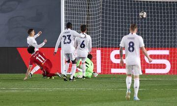 Ρεάλ - Λίβερπουλ 3-1: Όλα τα γκολ στη Μαδρίτη