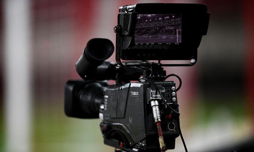 Τηλεοπτικό πρόγραμμα: Tα κανάλια που θα δούμε ΠΑΣ - Ολυμπιακός, ΑΕΚ - ΠΑΟΚ, SL2 και Champions League