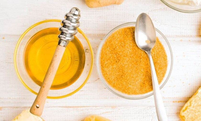 Μέλι ή ζάχαρη;