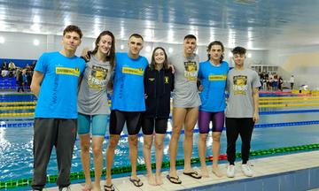 Κολύμβηση-Π. Φάληρο: Έλαμψαν στη Βουλγαρία
