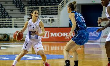 Α1 γυναικών μπάσκετ: Σπουδαία νίκη τα Χανιά με ΠΑΣ Γιάννινα - Εύκολα ΠΑΟΚ και ΠΑΟ