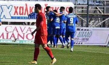 ΟΦ Ιεράπετρας – Χανιά: Ο Νίκολιτς που ανήκει στον Ολυμπιακό στην κόντρα το 0-1 (vid)