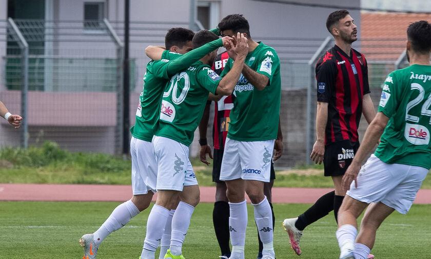 Super League 2: Νέες νίκες για Ιωνικό και Λεβαδειακό (βαθμολογία-highlights)
