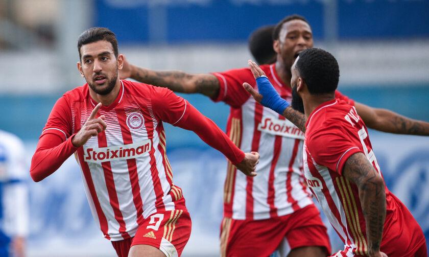ΠΑΣ Γιάννινα-Ολυμπιακός 1-1: Σωτήρες Σα και Χασάν (highlights)