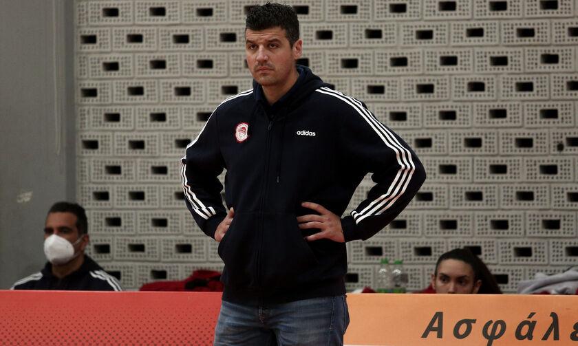 Παντελάκης: «Η ομάδα δείχνει ότι βρίσκει το ρυθμό της»