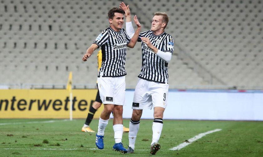 ΑΕΚ - ΠΑΟΚ 0-1: Μουργκ: Σημαντική νίκη, αν και δεν παίξαμε πολύ καλά