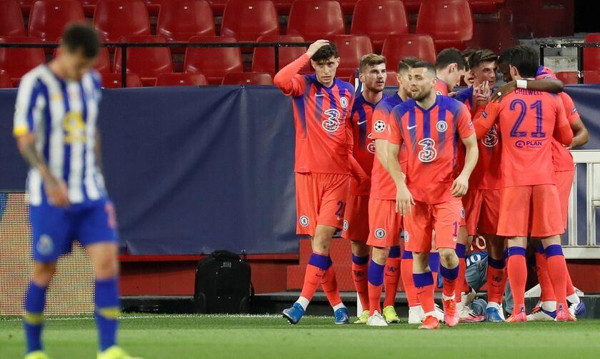 Πόρτο-Τσέλσι 0-2: Αγκαλιά με την πρόκριση οι Λονδρέζοι (highlights)