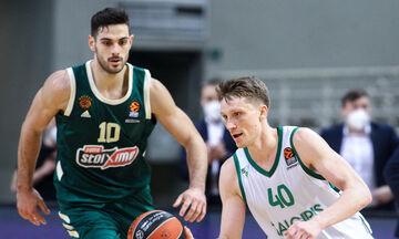 EuroLeague: Στο Κάουνας ο Παναθηναϊκός, μάχη για δύο θέσεις