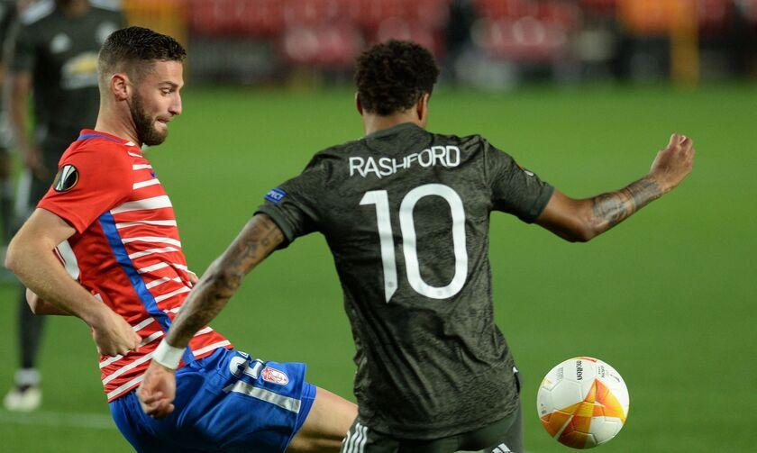Γρανάδα - Μάντσεστερ Γιουνάιτεντ 0-1: Τo γκολ στο «Λος Κάρμενες»