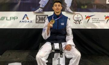 Ταεκβοντό: Ασημένιος ο Ραψομανίκης στο Ευρωπαϊκό Πρωτάθλημα της Βουλγαρίας