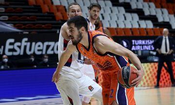Βαλένθια - Μπασκόνια 86-81: Νίκησε και περιμένει τη… Ζενίτ! (highlights)