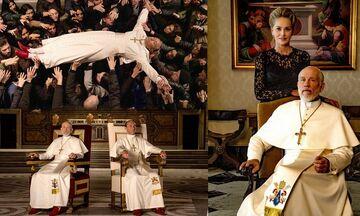 Τhe New Pope - Το αριστούργημα του Σορεντίνο με Λο, Μάλκοβιτς, Στόουν - Πρεμιέρα στην ΕΡΤ1