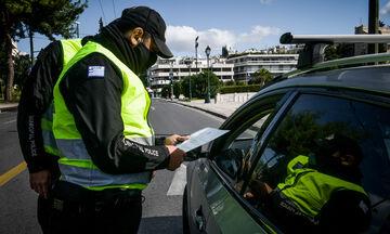 Lockdown: Σχεδόν 400.000 ευρώ τα πρόστιμα για παραβιάσεις μέτρων
