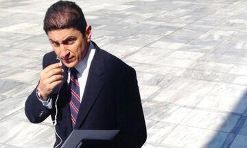 Αυγενάκης: Στον Αθλητικό Εισαγγελέα το πρώτο πόρισμα αξιολόγησης υπόπτου χειραγωγημένου αγώνα!