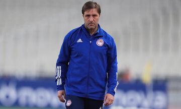 Μαρτίνς: «Είμαι καλά στον Ολυμπιακό, έμαθα πολλά σαν άνθρωπος και σαν προπονητής» (vid)